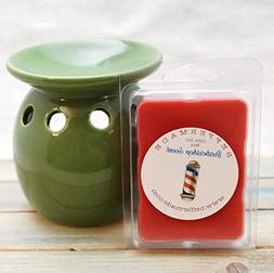 Barbershop Scented Soy Wax Melt - Paraffin Free