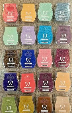 SCENTSY WAX BARS~Wax melts~you pick scents ~ New & Past Scen