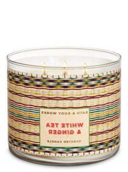 bath and body works 3 wick scented