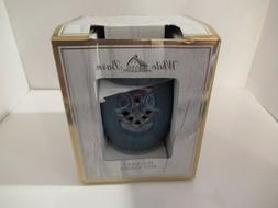 Bath & Body Works White Barn Blue Ceramic Fragrance Melts Wa