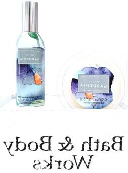 Bath & Body Works White Gardenia Room Spray & Wax Melt