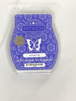 Scentsy Be Fabulous Wax Bar. Free Shipping. New Unopened. Sc