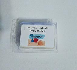 beach club wax melts