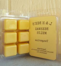 Beeswax Tangerine Wax melts