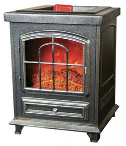 better homes and garden wood burning stove