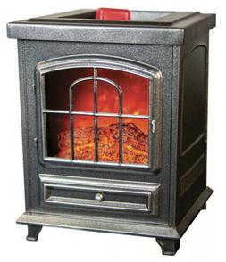 Better Homes & Garden Wood Burning Stove Wax Warmer Flickeri