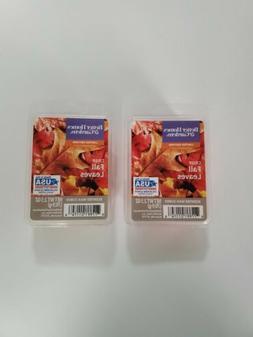BETTER HOMES & GARDENS BHG Scented Wax Cubes Melts CRISP FAL