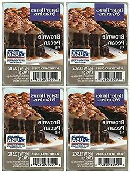 better homes and gardens brownie pecan pie