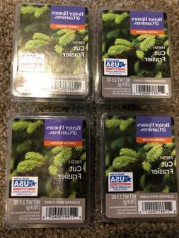 Better Homes and Gardens Fresh Cut Frasier Wax Cubes 4 Pack