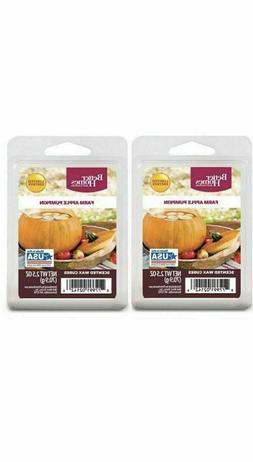 Better Homes and Gardens Scented Wax Melts Farm Apple Pumpki