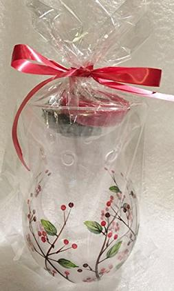 Yankee Candle Bittersweet Holiday Tart Warmer Gift Set with
