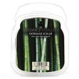 Black Bamboo Melts By Village Candles