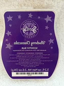 Scentsy Blueberry Cheesecake Wickless Candle Tart Warmer Wax