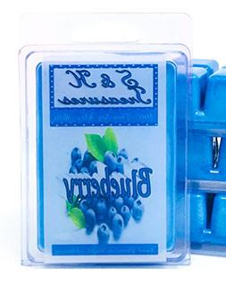 Blueberry - Pure Soy Wax Melts - Fruit Scents - 1 pack
