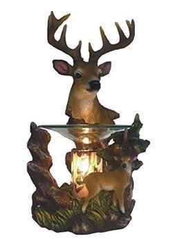 EcoScents Bo Aroma Lamp, Brown