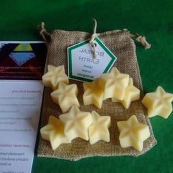 BOREAL EARTH Organic Aromatherapy Wax Melts, Lemon Juniper &