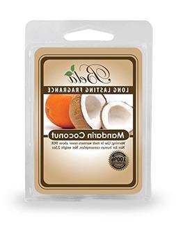 Bela BWM-20 Mandarin Coconut Wax Melts / Tarts / Cubes - 2.5