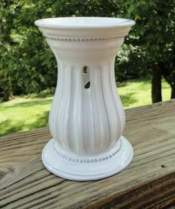 White Barn Candle Ceramic Oil / Wax Melt Aromatherapy Tea Li