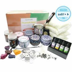 Nice Candle Making Kit Set Supplies DIY Melting Pot 2.6 Lbs