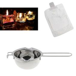 Candle Wax Melting Pot 200g Clear Gel Jelly Wax Candle Makin