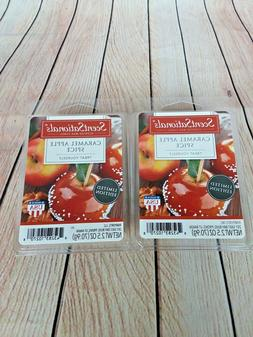 ScentSationals Caramel Apple Spice Treat Yourself Wax Cubes