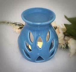 ceramic wax melt warmer oil burner fragrance