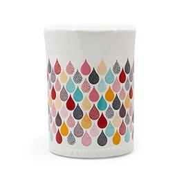 Happy Wax Classic Wax Melt Warmer in Teardrop - Perfect Elec