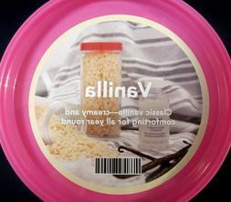 Pink Zebra Classic Vanilla Sprinkles 1 jar in bag soy/wax me