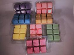 CLEARANCE! 8-22 Triple Scented Soy Wax Melts Tarts NOOPY'S C