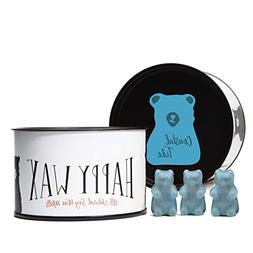 Happy Wax Coastal Tide Soy Wax Melts - Bear Shapes Perfect f
