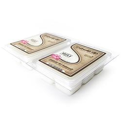 Coconut Lime Verbena Wax Melts 2 Pack - Highly Scented - Sim