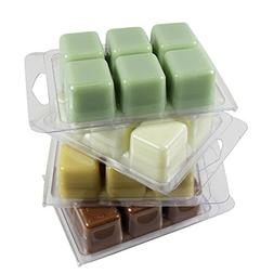 4 pack ~ Coffee Collection Wax Melts ~ CARAMEL MACCHIATO, FR