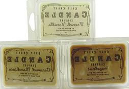 Coffee Collection Wax Melts – CARAMEL MACCHIATO, FRENCH VA