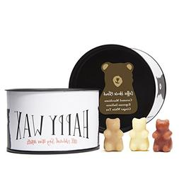 Happy Wax Coffee Mix Scented Soy Wax Melts - 3.6 Oz. Tin - O