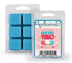 cotton candy scented wax cubes