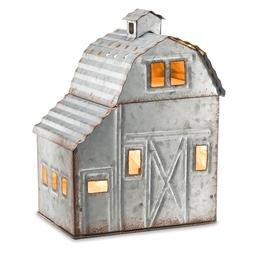 Scentsy Country Living barn house light up plug in warmer