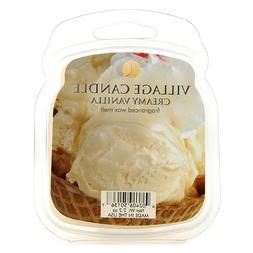 Creamy Vanilla Melts By Village Candles