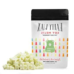 Happy Wax Cucumber Melon Soy Wax Melts - Large  Pouch - Over