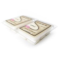 Cuddly Cotton Wax Melts 2 Pack - Highly Scented - Similar to