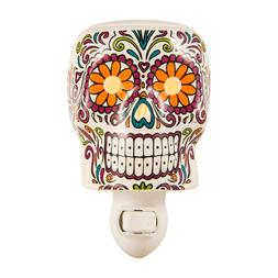 ScentSationals Day of the Dead Vistoso  Plug-In Wax Warmer
