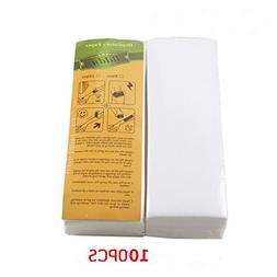 ThinkMax 100 Pcs Disposable Depilatory Paper Non-woven Cloth