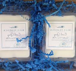 2 Pack Earl Grey Wax Melts - 2 Scented Wax Tarts - Free Ship