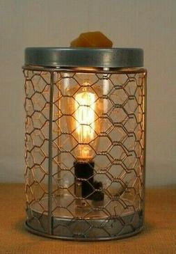 EDISON Bulb Illumination Fragrance Warmer / Wax Melts Vintag