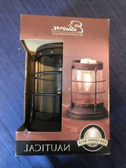 ScentSationals Edison Nautical Lantern Wax Warmer No Flame L