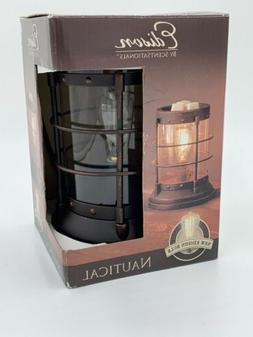 ScentSationals Edison Nautical Lantern Wax Warmer No Flame L