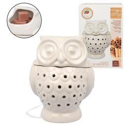 Deco Electric Candle Warmer, Wax & Tart Warmer, Includes 4 W