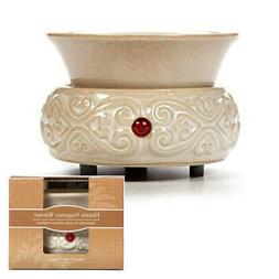 Electric Fragrance Candle Wax Warmer for Essential and Fragr
