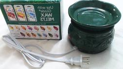 Glade Electric Wax Melt Tart Warmer Limited Winter Collectio