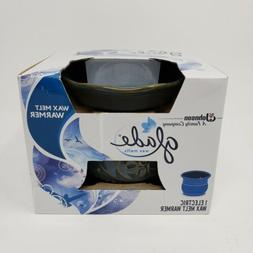 Glade Electric Wax Melt Warmer Blue - Discontinued Rare New