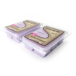 Pure English Lavender Wax Melts 2 Pack - Highly Scented - Ma